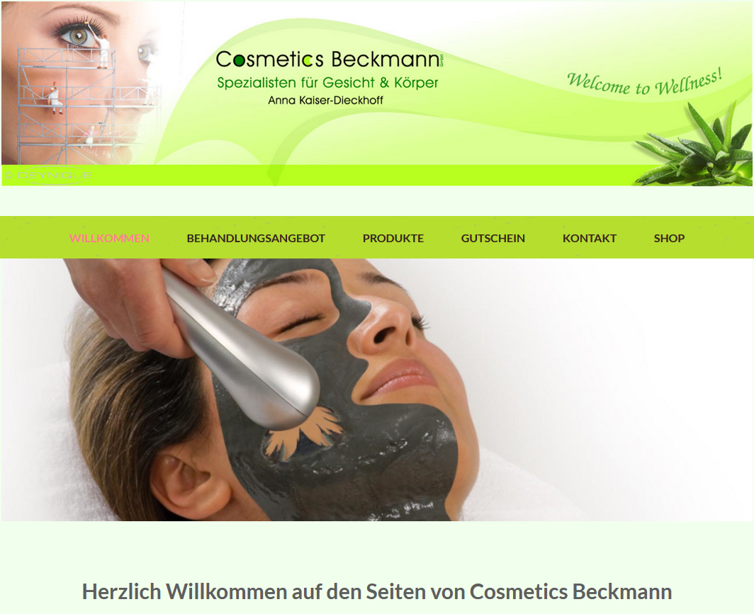 Kosmetik Beckmann Hinterzarten
